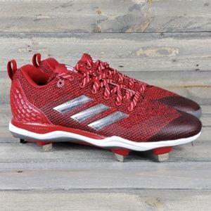 Adidas Poweralley 5 Litestrike Baseball Cleats